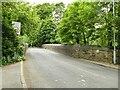 SE1639 : Roundwood Road bridge by Stephen Craven