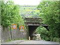 SE0714 : Bank Gate, Slaithwaite by Malc McDonald