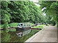 SE0713 : Huddersfield Narrow Canal near Slaithwaite by Malc McDonald