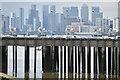 TQ4379 : City on stilts by David Martin
