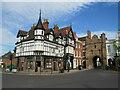 TA0239 : North Bar, Beverley by Malc McDonald