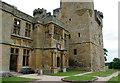 NZ0878 : Belsay Castle by Ian Taylor