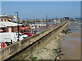 TA1866 : Bridlington South Pier by Malc McDonald