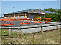 SO8657 : Archdales Sports & Social Club, Windermere Drive, Worcester by Chris Allen