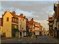 TA0339 : Beverley at sunset by Malc McDonald