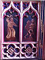 SS9904 : Expulsion from Paradise, St. Disen's church, Bradninch by Alan Paxton
