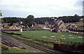 NZ2154 : Beamish Open Air Museum - colliery village and colliery by Chris Allen