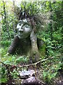 SX0454 : Mud & Mirrors: Eve, the Myth & Folklore garden, the Eden Project by Alan Paxton