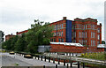 SD8901 : Regent Mill, Failsworth by Chris Allen