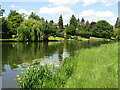 TL1760 : St Neots - River Ouse by Colin Smith