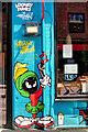 SJ8498 : Looney Tunes Art Trail #8, Marvin the Martian by David Dixon