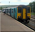 SO1107 : 150213 at Rhymney station by Jaggery