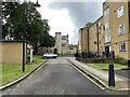 TQ3371 : Northern aspect of Kingswood House, Kingswood Estate, East Dulwich by Robin Stott