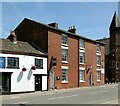 SK3871 : 39 & 41 Holywell Street, Chesterfield by Alan Murray-Rust