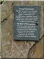 SH7176 : The Rock of Penmaenmawr by Gerald England