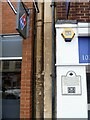 SO8932 : Tewkesbury features [7] by Michael Dibb