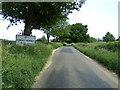 TL8837 : Entering Great Henny on Henny Road by Geographer