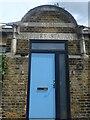 TQ3475 : Doorway in Consort Road, Peckham by Marathon