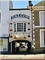 TL2371 : Huntingdon - Falcon by Colin Smith