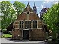 SU5980 : Goring Village Hall by Steve Daniels