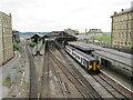 SE1416 : Huddersfield station by Malc McDonald