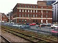 SK5904 : Royal Mail building, viewed from Leicester railway station by Alan Paxton