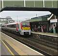 SS9079 : 175003 arriving at Platform 2, Bridgend station by Jaggery