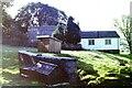 SD7994 : Former Garsdale Head Youth Hostel, 1982 by Nigel Thompson