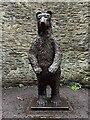 SK3386 : Bears of Sheffield: The original bear by Graham Hogg