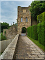 SE0986 : Square Tower at the Forbidden Corner by David Dixon