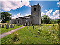 SE0989 : Church of Holy Trinity, Wensley by David Dixon