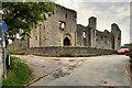 SE1287 : Castle on Castle Hill by David Dixon