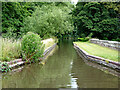 SJ9721 : River Sow Aqueduct near Milford, Staffordshire by Roger  Kidd