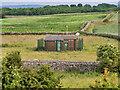 SE1092 : Pumping Station near Bellerby by David Dixon