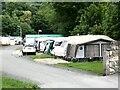 SJ2044 : Abbey Farm Campsite by Oliver Dixon