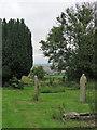 NZ2340 : Brandon Village Cemetery by John Sutton