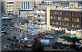 SE1632 : Demolition of the old police station seen from the National Media Museum, Bradford by habiloid