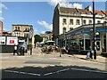 ST5773 : Clifton Village, Pavement Café (outside Café Nero) by David Dixon
