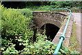 ST3998 : Llanllowel Bridge by M J Roscoe