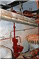 SJ8746 : Etruria Industrial Museum - pump in the gear room by Chris Allen