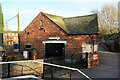 SJ8746 : British Waterways Board - Etruria Maintenance Yard by Chris Allen