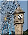 J5081 : The McKee Clock, Bangor by Rossographer