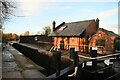SJ8746 : Trent and Mersey Canal, Etruria by Chris Allen