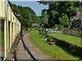 ST1334 : Steaming north out of Crowcombe Heathfield by Stephen Craven