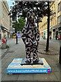 SK3587 : Bears of Sheffield: #22 Bear Impressions by Graham Hogg