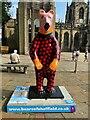 SK3587 : Bears of Sheffield: #7 Sunshine, Lollipops by Graham Hogg