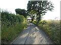 TG3530 : Looking towards Nash's Farm on Nash's lane by David Pashley