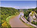 ST5673 : River Avon, The Avon Gorge by David Dixon