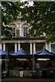 TM1644 : Ipswich: Saturday market in front of former Post Office by Christopher Hilton