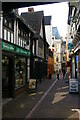 TM1644 : Ipswich: looking along Thoroughfare from The Walk by Christopher Hilton